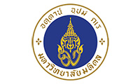 Logo 03 - Mahidol University