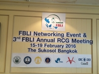 Strengthening collaboration between integrated research networks in Asia - the FBLI Networking Event and 3rd RCG meeting